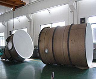 Teflon PTFE Lined Vessel