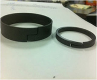 Bronze Filled PTFE Wear Band