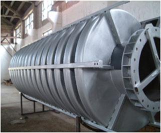 Teflon Coated Food Process Equipment