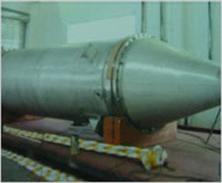 Teflon Coated Reactor