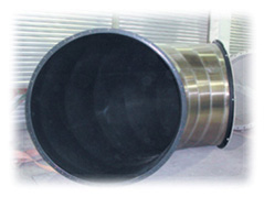 PTFE Coated Pipe